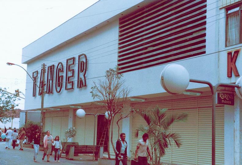 A Tanger